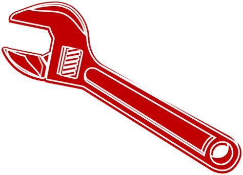 Wrench Clip Wrench Clip At Clker Vector Clip