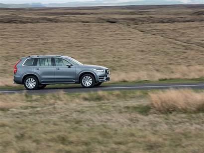 Volvo Xc90 Spec Momentum Osmium Grey Side