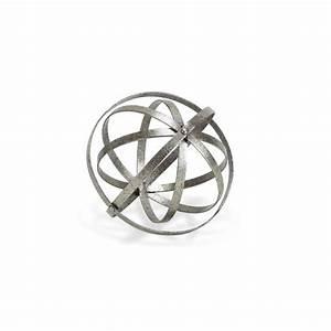 Trent Austin Design Sculpture Boule Pliante Juanita Et