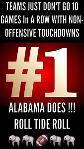 1439 best ROLL TIDE ROLL images on Pinterest | Alabama ...