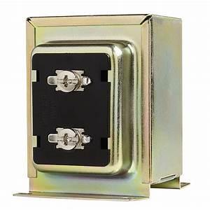 C907 Nutone U00ae 16v  30va Doorbell Transformer