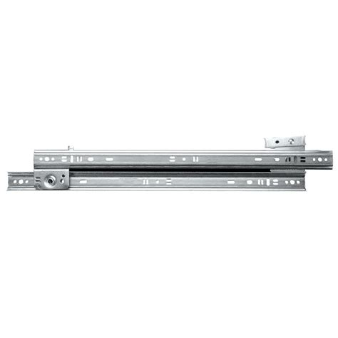 heavy duty drawer slides home depot liberty 14 in extension bearing side mount