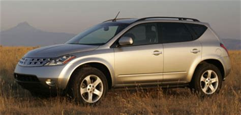 2005 Nissan Murano Reviews by 2005 Nissan Murano Review