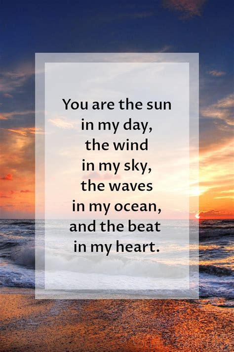 Wind Sun Energy Waves Sayings