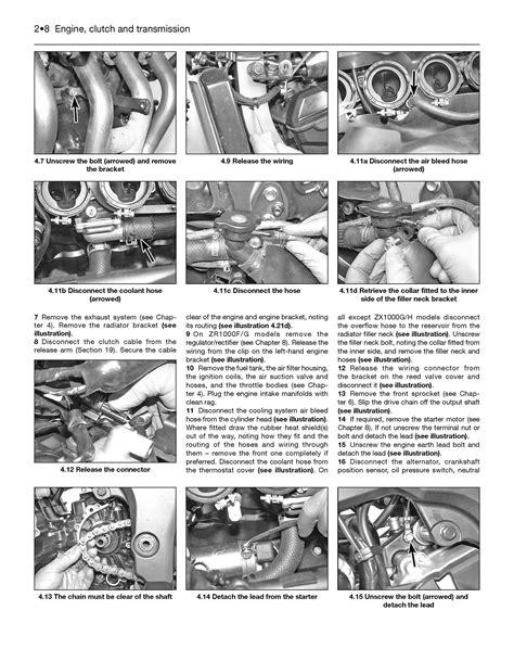 kawasaki z1000 z1000sx versys 10 to haynes repair manual haynes publishing