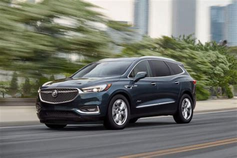 2020 buick enclave price 2020 buick enclave price release date specs engine