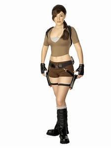 Cheap Lara Croft Legend Deluxe Adult Costume at ...