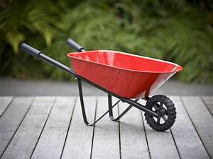 Mocka Kids Steel Wheelbarrow Kids Toys