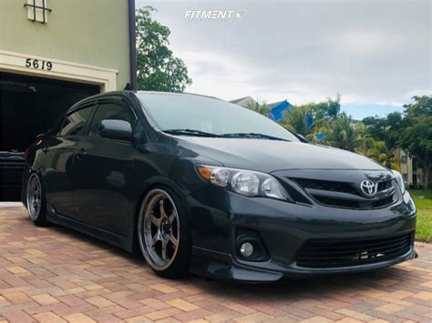 toyota corolla aodhan ah truhart coilovers