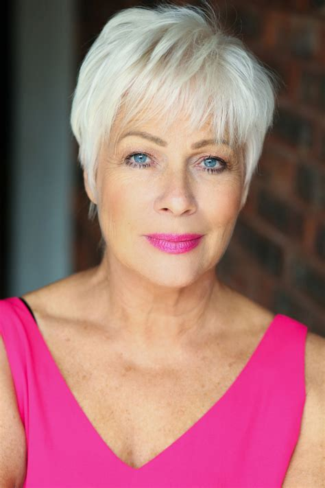 denise welch delivers  thrilling journey