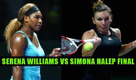 What time is Serena Williams vs Simona Halep? Australian Open live stream, TV | SI.com