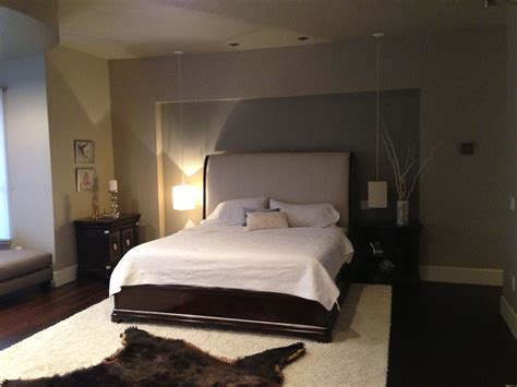recessed wall  bed  master bedding master