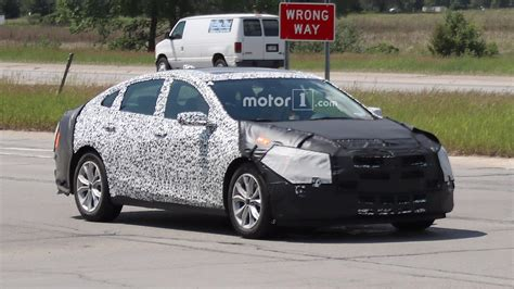 Chevy Blazer Prototype by 2019 Chevy Malibu Prototype Hiding In Plain Sight
