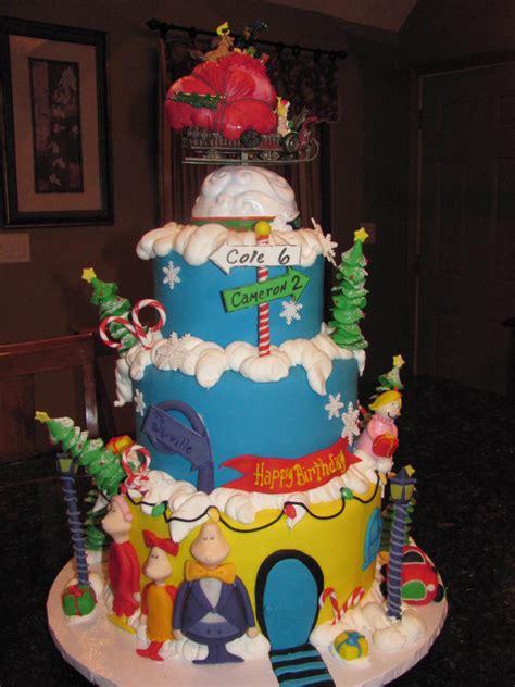 whoville birthday cakecentralcom