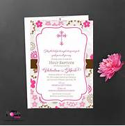 Baby Shower Christening Invitation Card Sample Card Wedding Invitation Samples Template Card Invitation Doc 709503 Inauguration Invitation Card Format 9 Best Images Of E Invitations Wedding Free Electronic