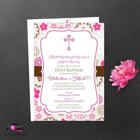 invitation card baby shower christening invitation card sle card invitation templates card invitation