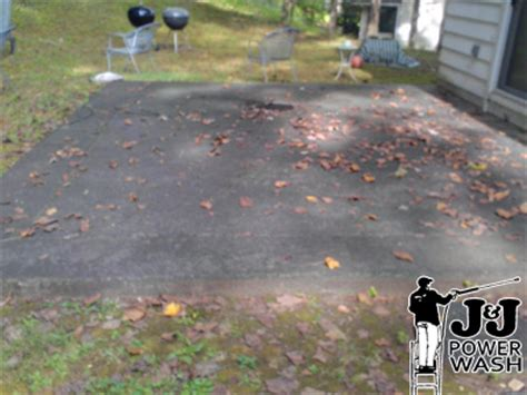 how to pressure wash a patio south jersey pressure washing