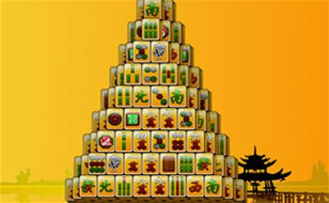 3d pyramid mahjong play 3d pyramid mahjong on y0x com