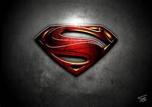 Superman Man of Steel by chickasskick on DeviantArt