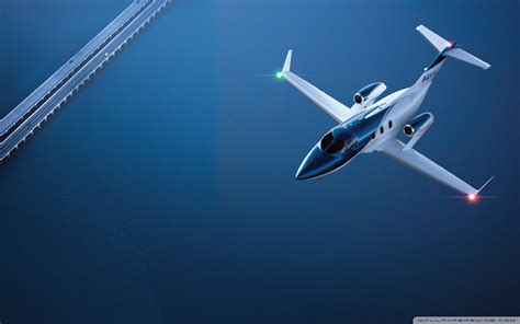 hondajet  flight  hd desktop wallpaper   ultra hd