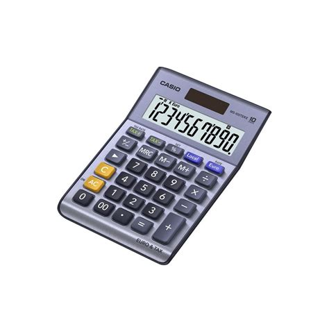 Casio Desk Calculator by Casio Ms 100ter Desk Calculator Staples 174