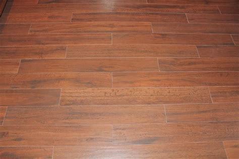wood tile floor kitchen floors new jersey custom tile