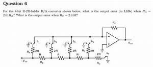 Solved  Question 6 For The 4 A Converter