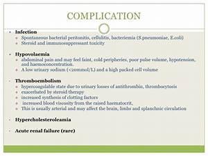8. Nephrotic Syndrome & AcuteGlomerularNephritis