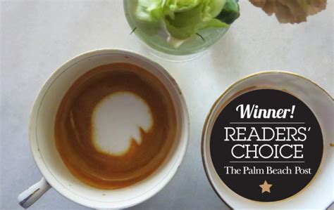 Palm Beach Post Best Coffee In Palm Beach  Subculture Group