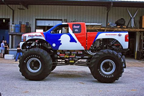 bigfoot monster truck bigfoot monster truck defects to chevy after 35 years
