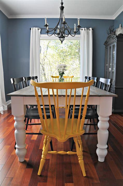 beautifully rustic diy farmhouse tables  house