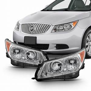 2005 Buick Rainier Headlight Bulb Replacement
