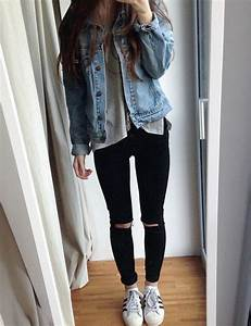 The gallery for --> High Waisted Jeans Winter Outfit Tumblr
