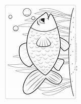 Coloring Pages Pets Fish Printable Preschool Itsybitsyfun Fun Colouring Dibujos Sheets Grandes Printables Activities Care Toddler Books Templates Ready Cute sketch template