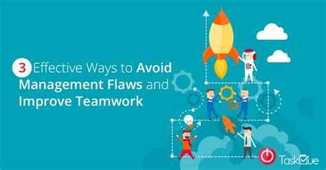 3 Effective Ways To Avoid Management Flaws And Improve Teamwork