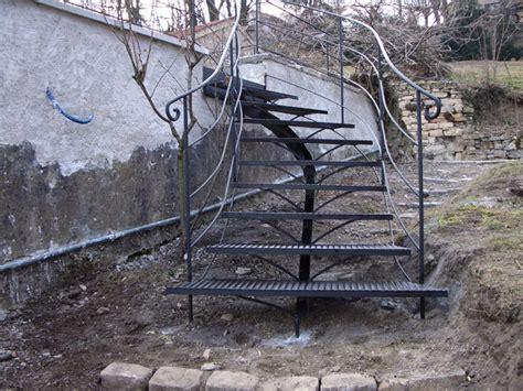 escaliers ext 233 rieur ferronnerie d