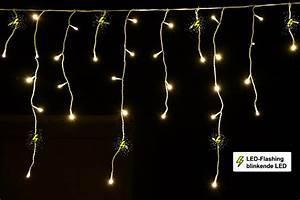 Led Lichterkette Eisregen : eisregen lichterkette blinkend f r weihnachten ~ Orissabook.com Haus und Dekorationen