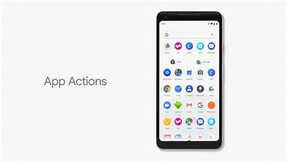 App Android Actions Slices Google Action Publish