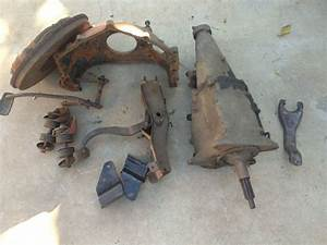 1957 Chevy Complete Manual Transmission Conversion 3 Speed