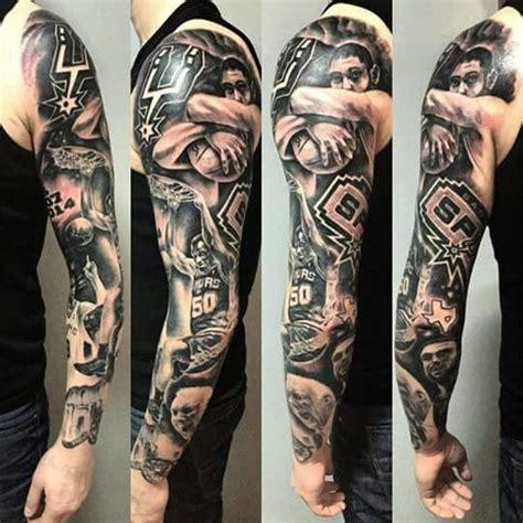 basketball tattoos     amazing theyre