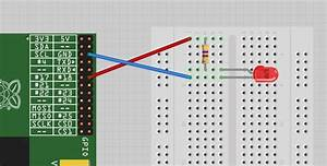 Interface Led With Raspberry Pi