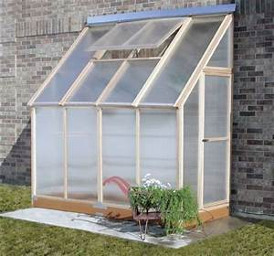 Lean To Greenhouse Plans Using Old Windows