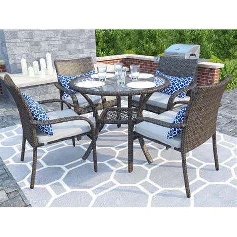 dollar store patio furniture 10 most adorable gray wicker patio furniture set 500