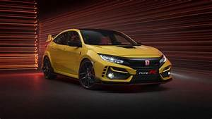 Honda Civic Type R Limited Edition 2020 5k Wallpaper