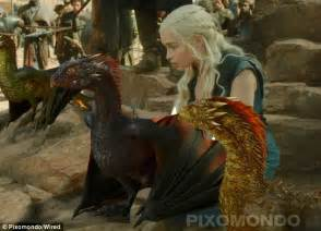 Game of Thrones Daenerys Dragon
