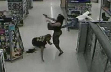 surveillance video shows attack defensive shooting