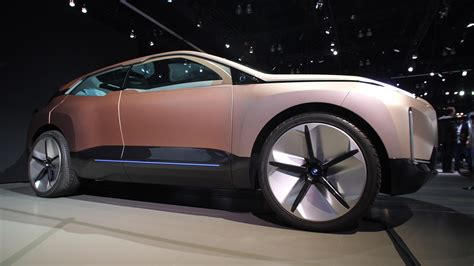 bmw vision inext   crossover concept