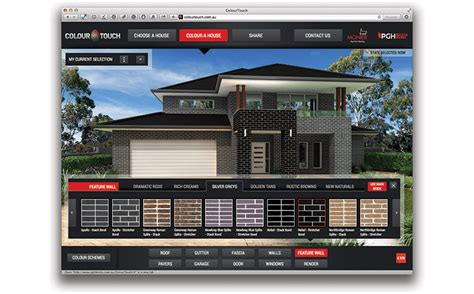 design tool house facades roofing