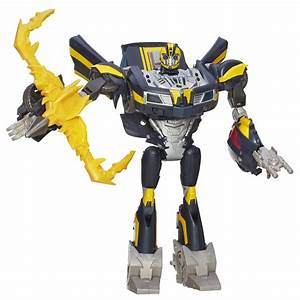 Transformers Prime Beast Hunters Battlemaster Class ...