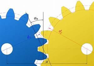 Durchmesser Anhand Des Umfangs Berechnen : berechnung des achsabstandes maschinenbau physik ~ Themetempest.com Abrechnung